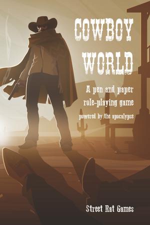 Cowboy World: Świat Dzikiego Zachodu (1)