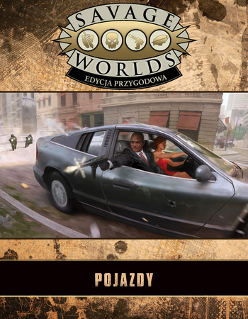 Savage Worlds: Pojazdy (1)