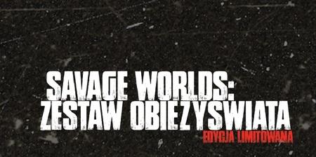 Savage Worlds: Zestaw Obieżyświata (1)
